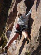 Rock Climbing Photo: eldo.  west ridge
