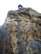 Rock Climbing Photo: Mavericks 5.9