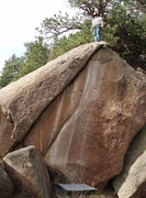 Rock Climbing Photo: OK.  So we know it goes and we know the crux (hint...