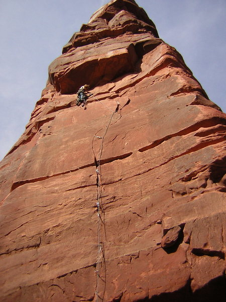 Rock Climbing Photo: maverick p1