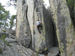 Rock Climbing Photo: Same picture as the small one hopefully this turns...
