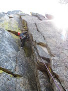 Rock Climbing Photo: Boxelder forks