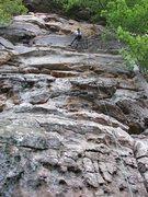 Rock Climbing Photo: Send Me On My Way