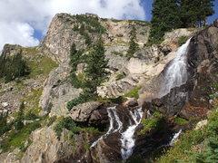 Rock Climbing Photo: Swissco Fall.