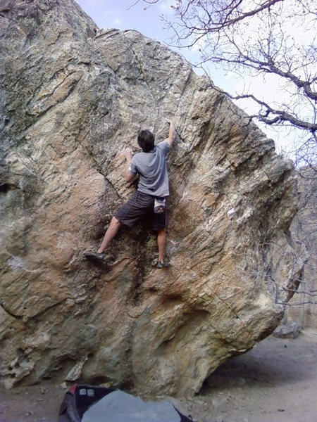 Rock Climbing Photo: Turtle Lake
