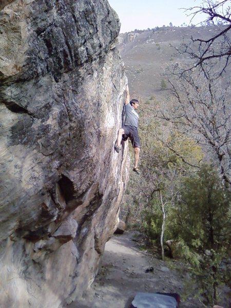 Rock Climbing Photo: Turtle Lake