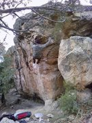 Rock Climbing Photo: Boxcar