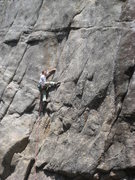 Rock Climbing Photo: Feet feet feet.