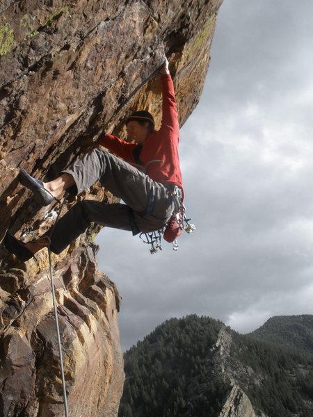 Rock Climbing Photo: veritgo