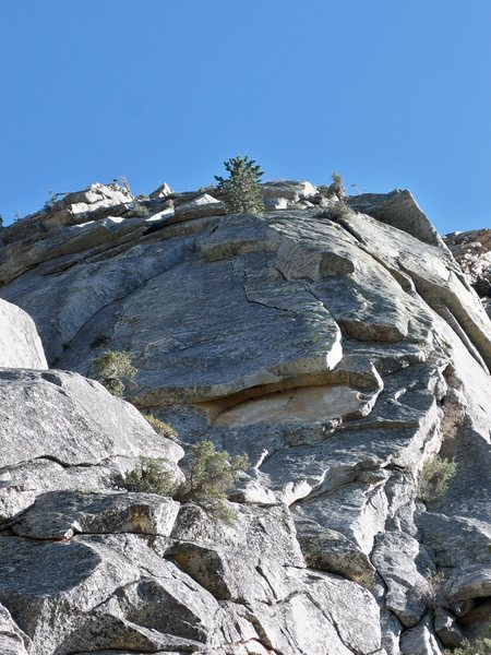 Upper NE Buttress