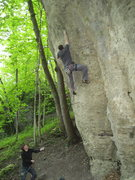 Rock Climbing Photo: AK midway