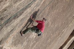 Rock Climbing Photo: Sometimes its all about the angle.  Mike Dec 2008 ...