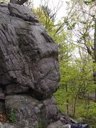 Rock Climbing Photo: The Giese Dome.