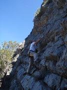 Rock Climbing Photo: This bastard needs a photo of someone climbing it!