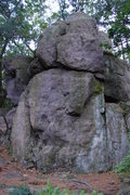 Rock Climbing Photo: Thunderbird.