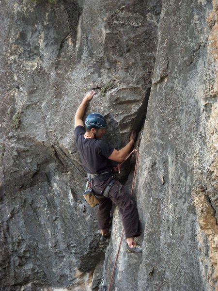 Within Range at East Canyon, Glenwood Canyon.