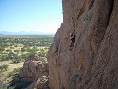 Rock Climbing Photo: LOTS of rope.