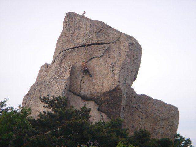 Butterfly Rock<br> Busan<br> Summer 2006
