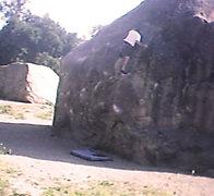Rock Climbing Photo: Boulder 1 Stoney Point