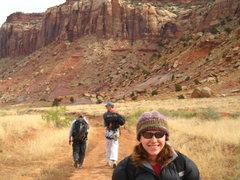 Rock Climbing Photo: the gate