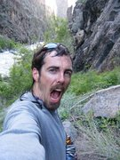 "Rock Climbing Photo: ""Aaaaah!"" Why do I just know I'm going t..."