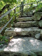 Rock Climbing Photo: stairway to...