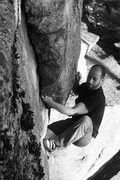 Rock Climbing Photo: I shot i hadnt gotten yet on overlooked... the tra...