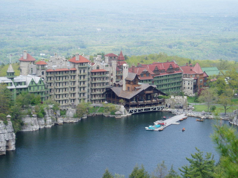 Mohonk Mt. House