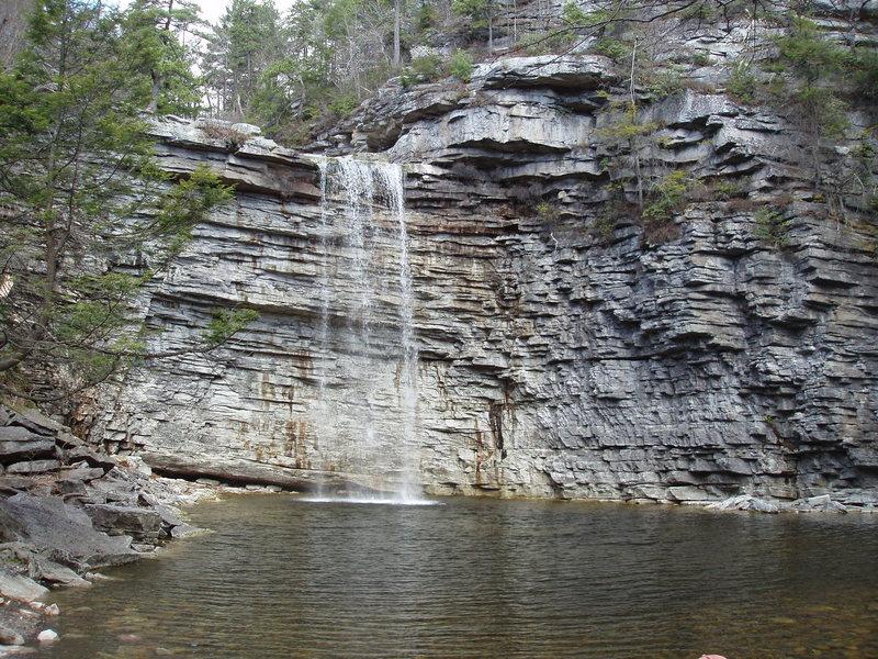 Awosting Falls, Minnewaska