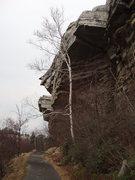 Rock Climbing Photo: Minnewaska