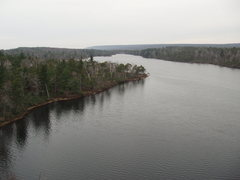 Rock Climbing Photo: Long Lake? Minnewaska