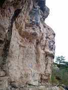 Rock Climbing Photo: The right side of Ed Rock.