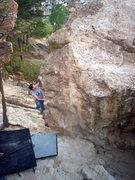Rock Climbing Photo: Michael Hester.