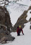 Rock Climbing Photo: 2009.05.20 Shuhlakeiss on the mellow upper slopes ...