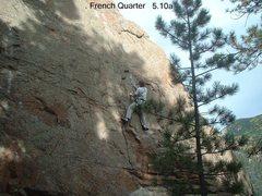 Rock Climbing Photo: Photo of French Quarter.