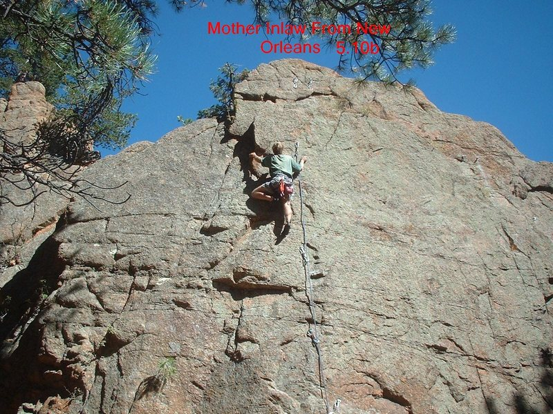 Rock Climbing Photo: Photo of MILFNO.