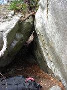 Rock Climbing Photo: vag badger and poppy cock