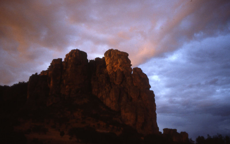 Mt. Arapiles Australia. Simply put, the best crag in the world.