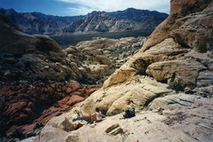 Rock Climbing Photo: Red Rocks Nevada