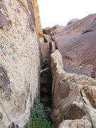Rock Climbing Photo: Gomoll linking p14, 15, 16.