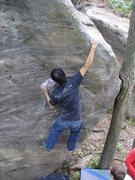 Rock Climbing Photo: RV.