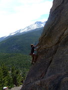 Rock Climbing Photo: Classic View - Mellow Climb.