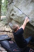 Rock Climbing Photo: Hobbit Hole