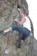 Rock Climbing Photo: EDCL