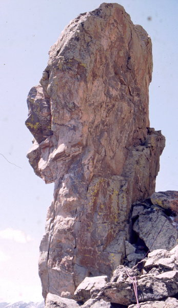 Aku Aku, Easter Island Pinnacle, Halidome, Cone Mountain.