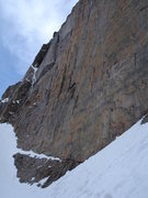 Rock Climbing Photo: The Window on 5-19-09.  Is it getting better or wo...