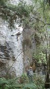 Rock Climbing Photo: well, it's a photo...not sure it gives the climb j...