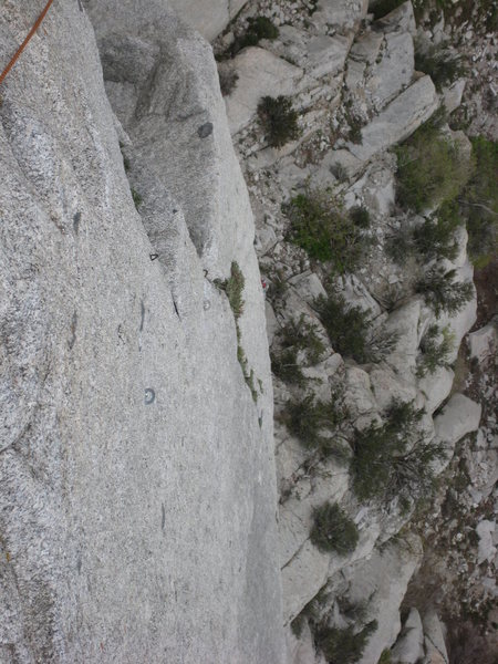 Rock Climbing Photo: Ahh, nothing like climbing a Wasatch Classic and f...