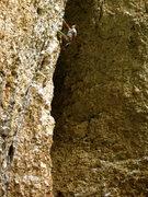 Rock Climbing Photo: Hayden Dry Times 12b
