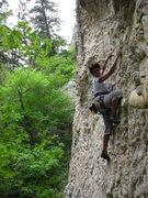 Rock Climbing Photo: Martha Whiskey Lounge
